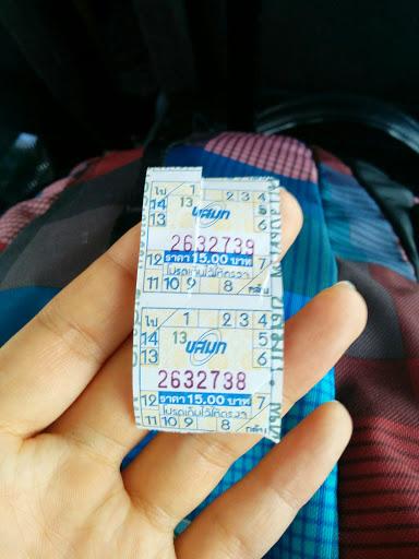 市内バスチケット<br