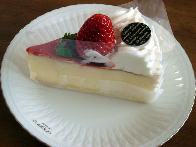 """""""ケーキ</p"""