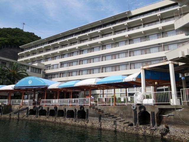 """""""ホテル浦島</p"""