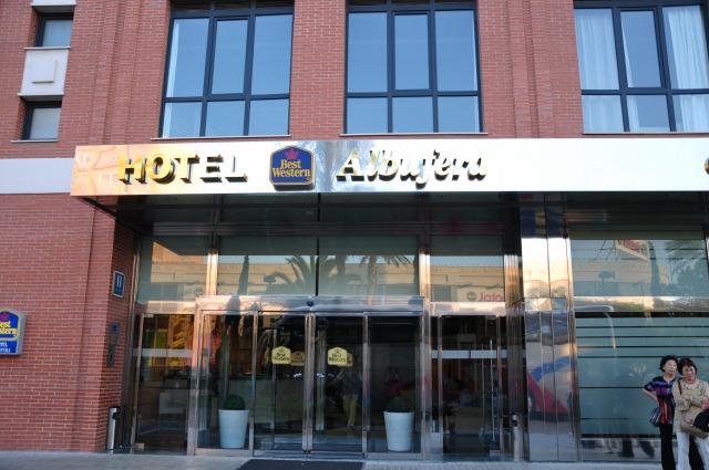 """""""アルブフェラベストウエスタンホテル(Best"""