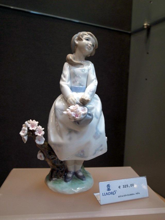 """""""陶器の人形</p"""