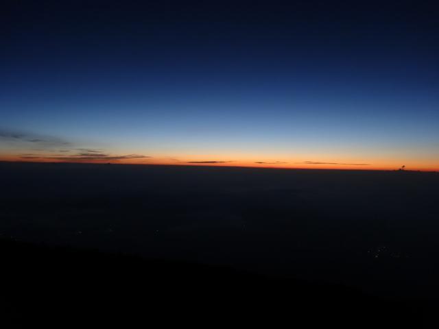"""""""富士山夜明け<br"""