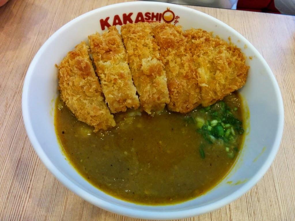 カツカレー丼@KAKASHI(かかし)