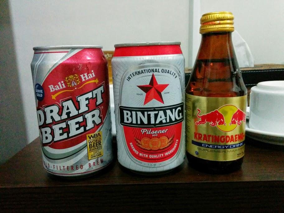 """""""ビンタンビール</p"""