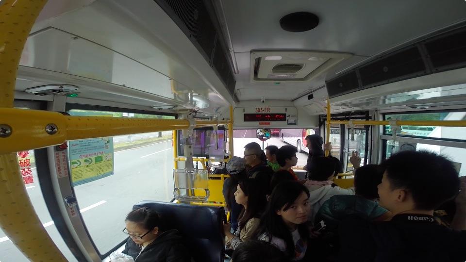 """""""バス@台湾</p"""