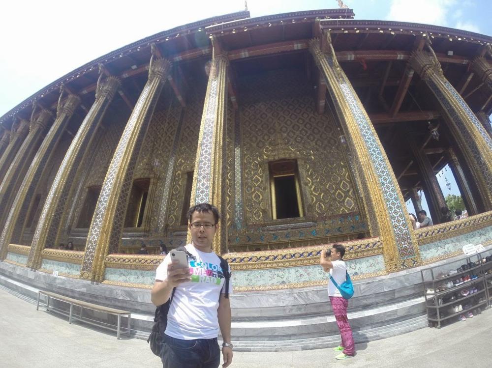 王宮@タイ、バンコク