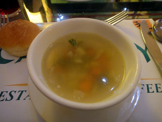 """""""野菜スープ</p"""