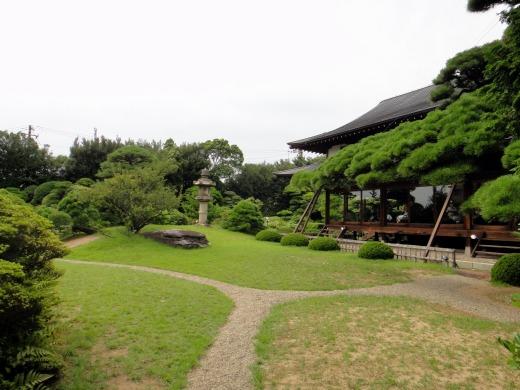 舞子ホテルの庭園