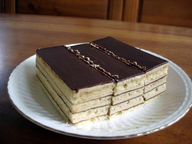 """""""チョコレートケーキ"""
