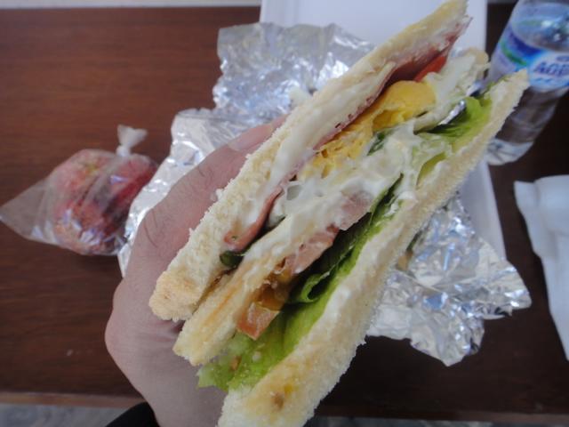 サンドイッチ<br