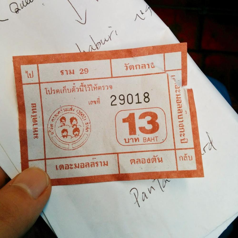 """""""切符の写真</p"""