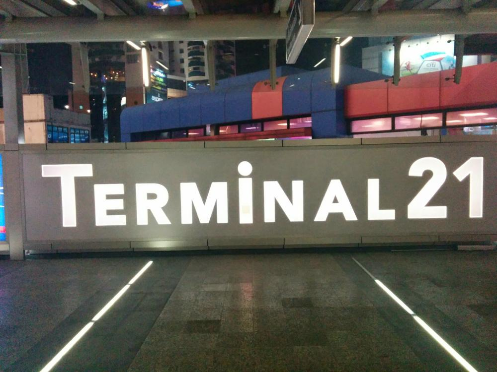 """""""Tarminal21</p"""