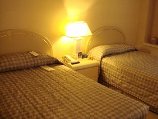 """""""ウィルシャーグランドホテルの部屋</p"""